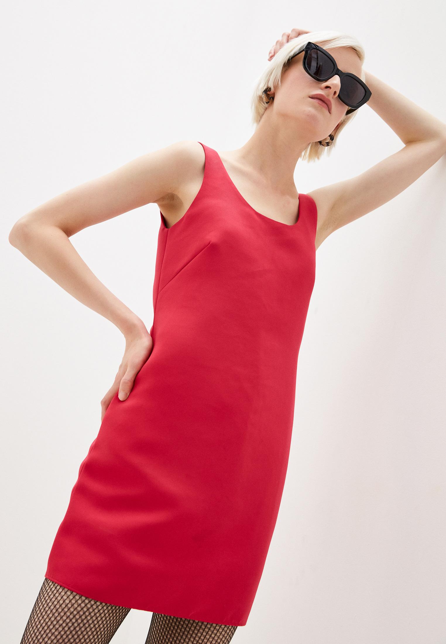 Повседневное платье Armani Exchange 3ZYA16 YNBAZ