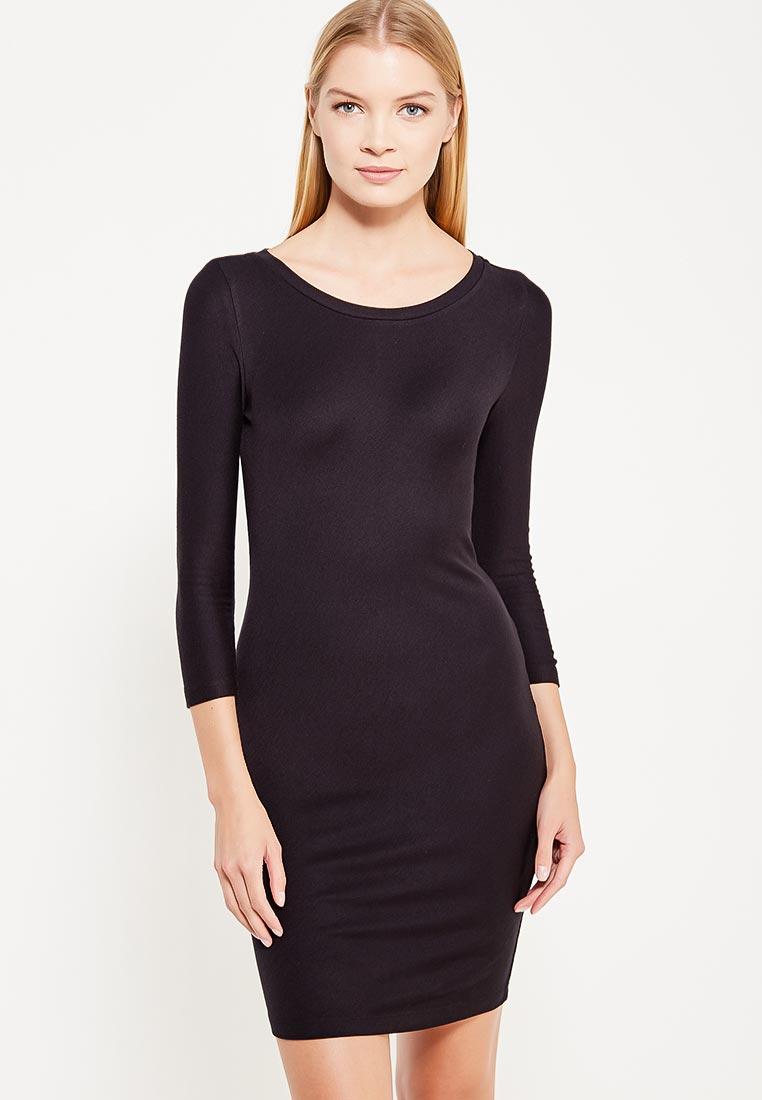 Вязаное платье Armani Exchange 8NYACB YJB3Z