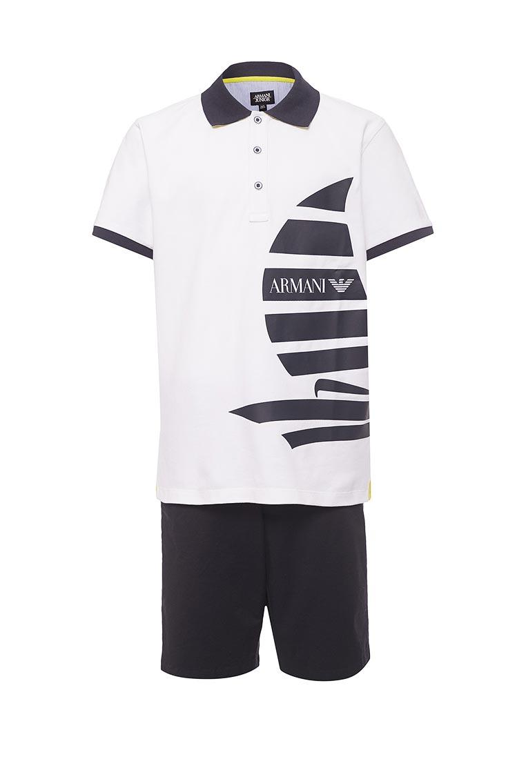Спортивный костюм Armani Junior 3Z4V04 4NFVZ: изображение 1
