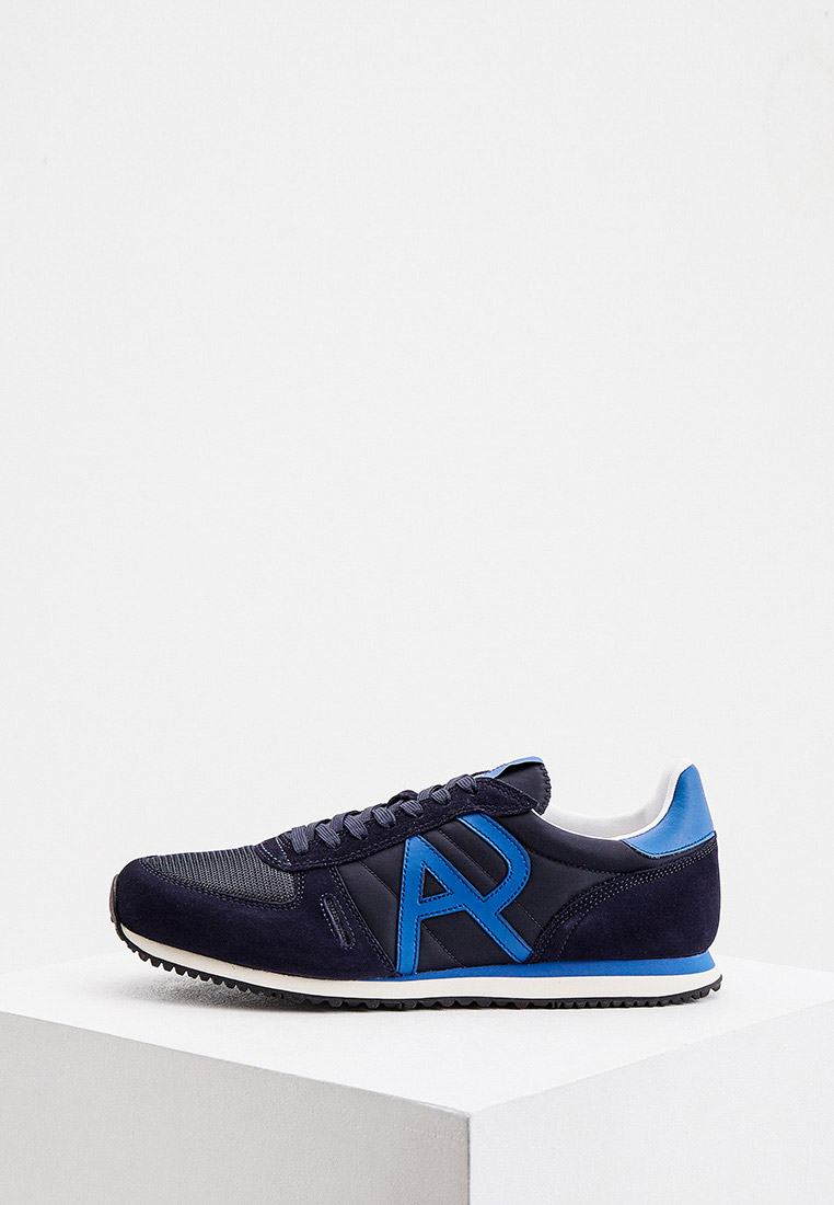 Мужские кроссовки Armani Jeans (Армани Джинс) 935027.7P420.36435: изображение 1