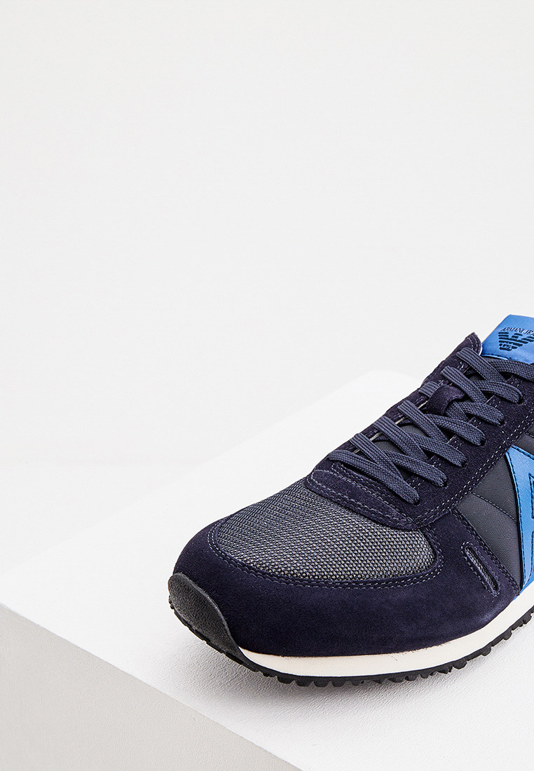 Мужские кроссовки Armani Jeans (Армани Джинс) 935027.7P420.36435: изображение 2