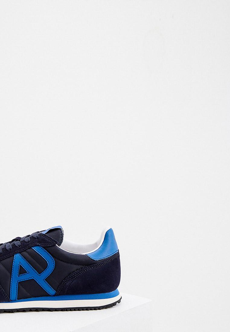 Мужские кроссовки Armani Jeans (Армани Джинс) 935027.7P420.36435: изображение 3