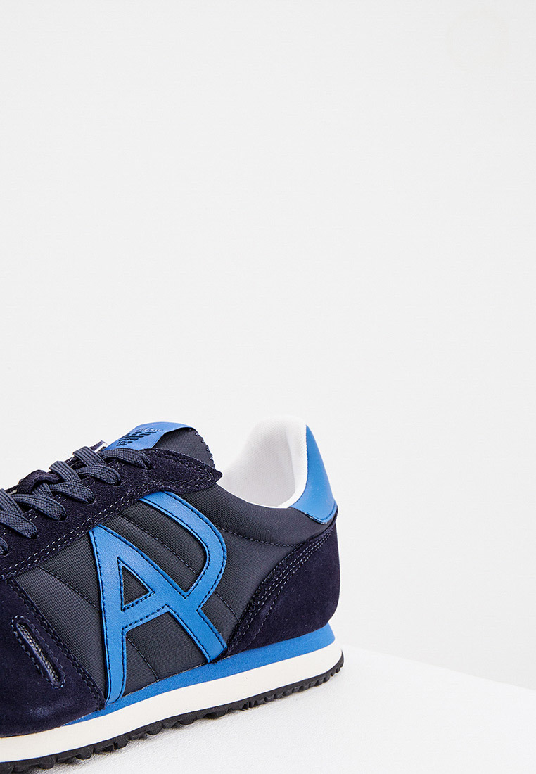 Мужские кроссовки Armani Jeans (Армани Джинс) 935027.7P420.36435: изображение 4