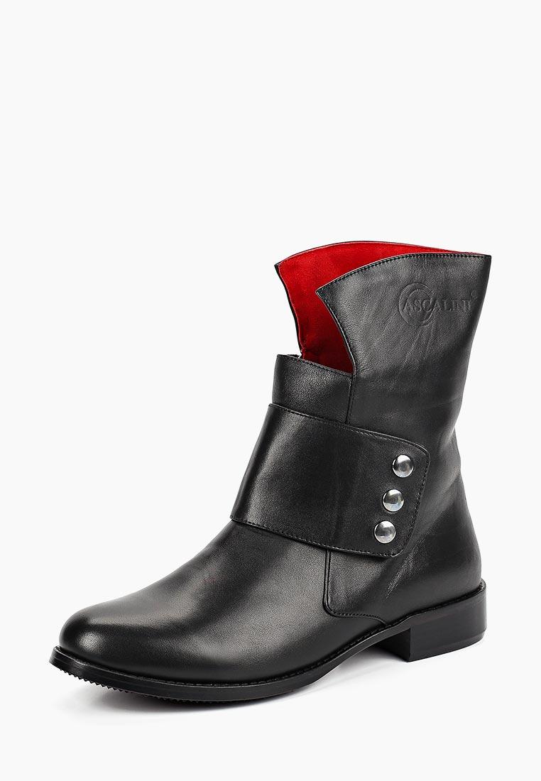 Женские ботинки Ascalini R4756