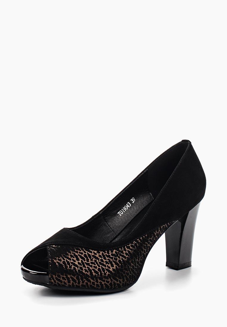 Женские туфли Ascalini W19043