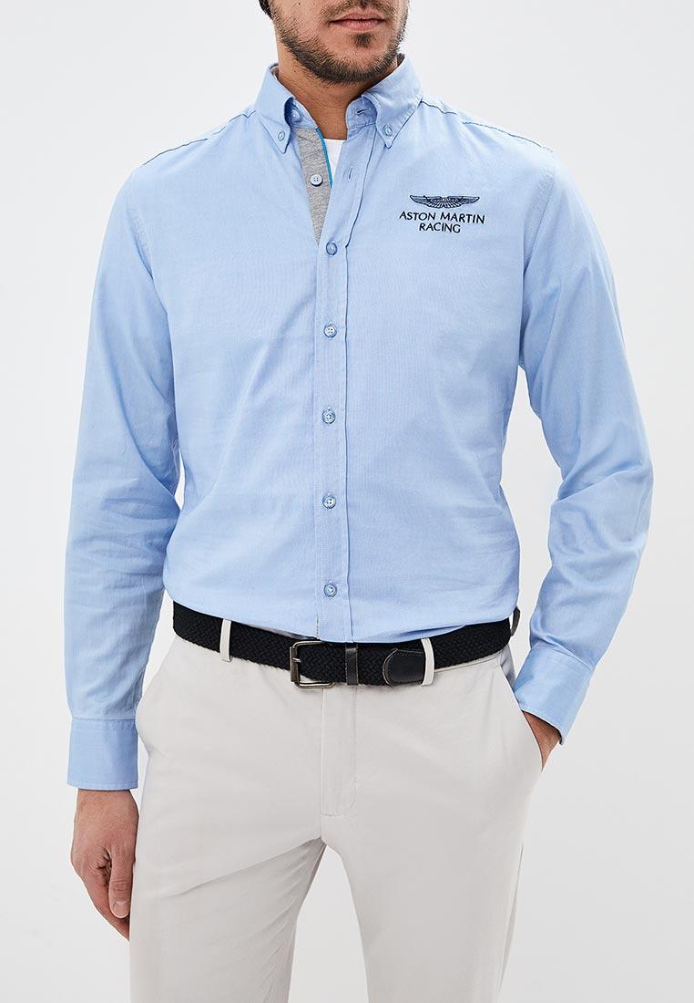 Рубашка с длинным рукавом Aston Martin Racing by Hackett HM306810