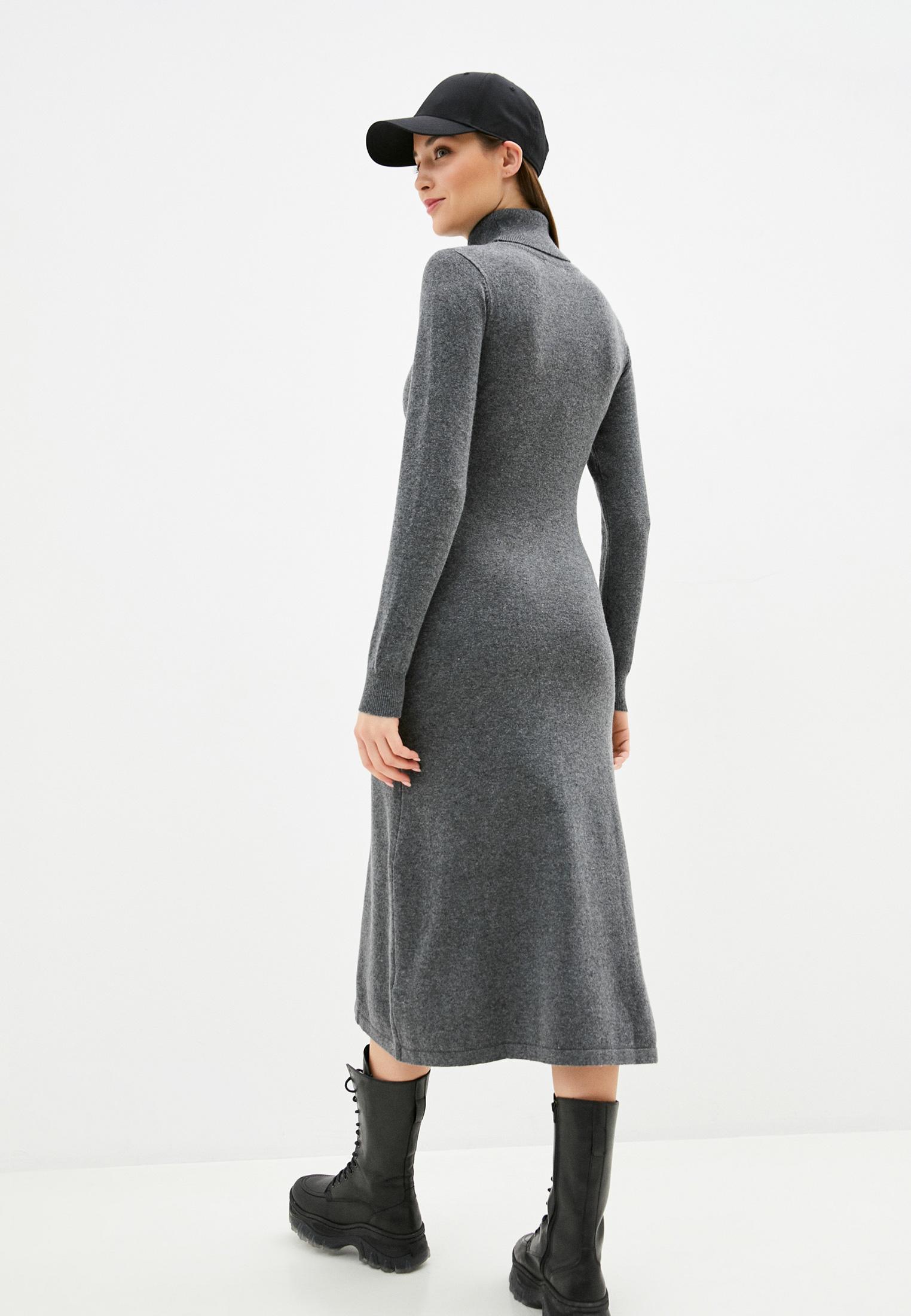 Вязаное платье Assuili ASF839: изображение 3