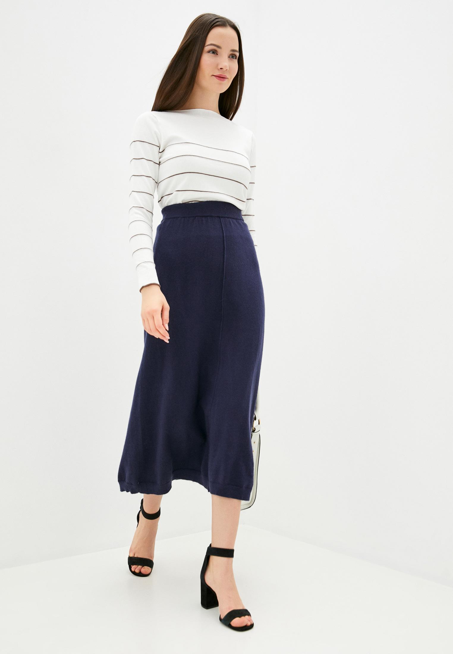 Широкая юбка Assuili ASF735B: изображение 2