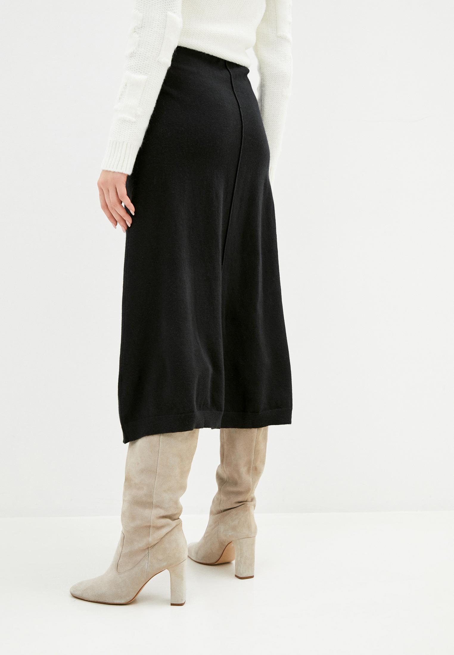 Широкая юбка Assuili ASF735B: изображение 3