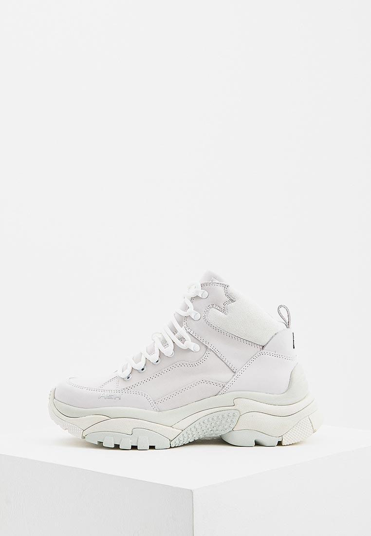 Женские спортивные ботинки Ash (Аш) 8AH.AH71247.Т