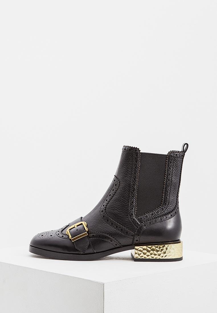 Женские ботинки Ash (Аш) 8AH.AH69048.K