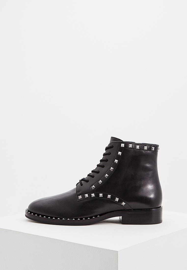Женские ботинки Ash (Аш) 8AH.AH69104.K