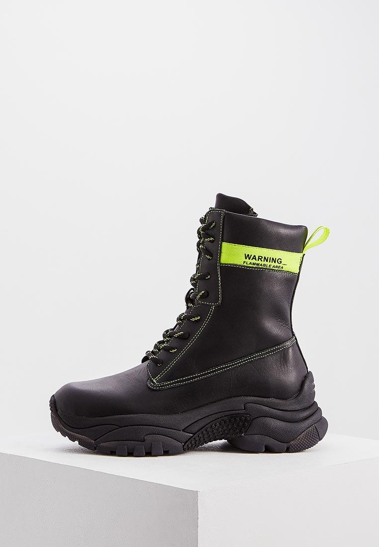 Женские ботинки Ash (Аш) 1AH.AH83296.K