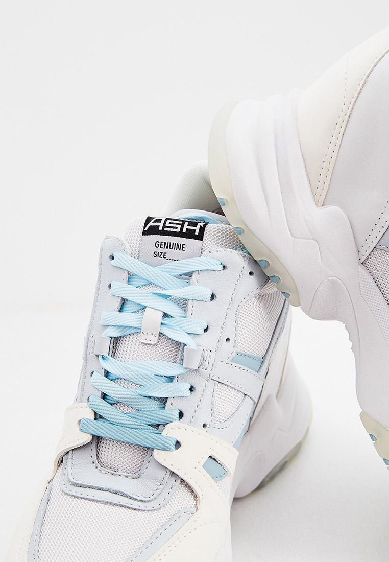 Женские кроссовки Ash (Аш) 4AH.AH102002.T: изображение 5