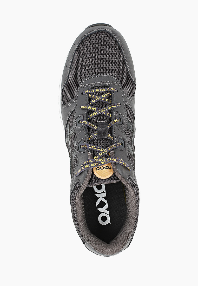 Мужские кроссовки Asics (Асикс) 1201A028: изображение 4