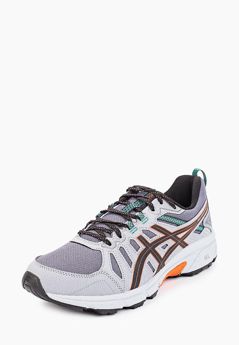 Мужские кроссовки Asics (Асикс) 1201A281: изображение 2