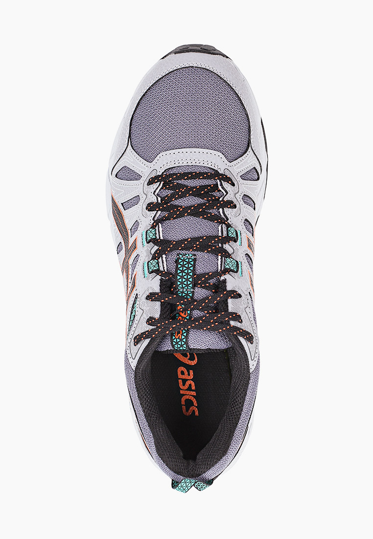Мужские кроссовки Asics (Асикс) 1201A281: изображение 4
