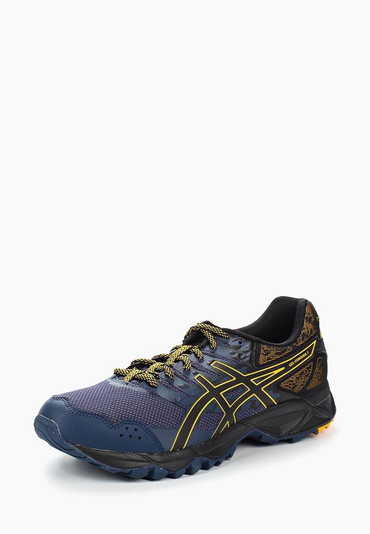 Мужские кроссовки Asics (Асикс) T724N: изображение 6