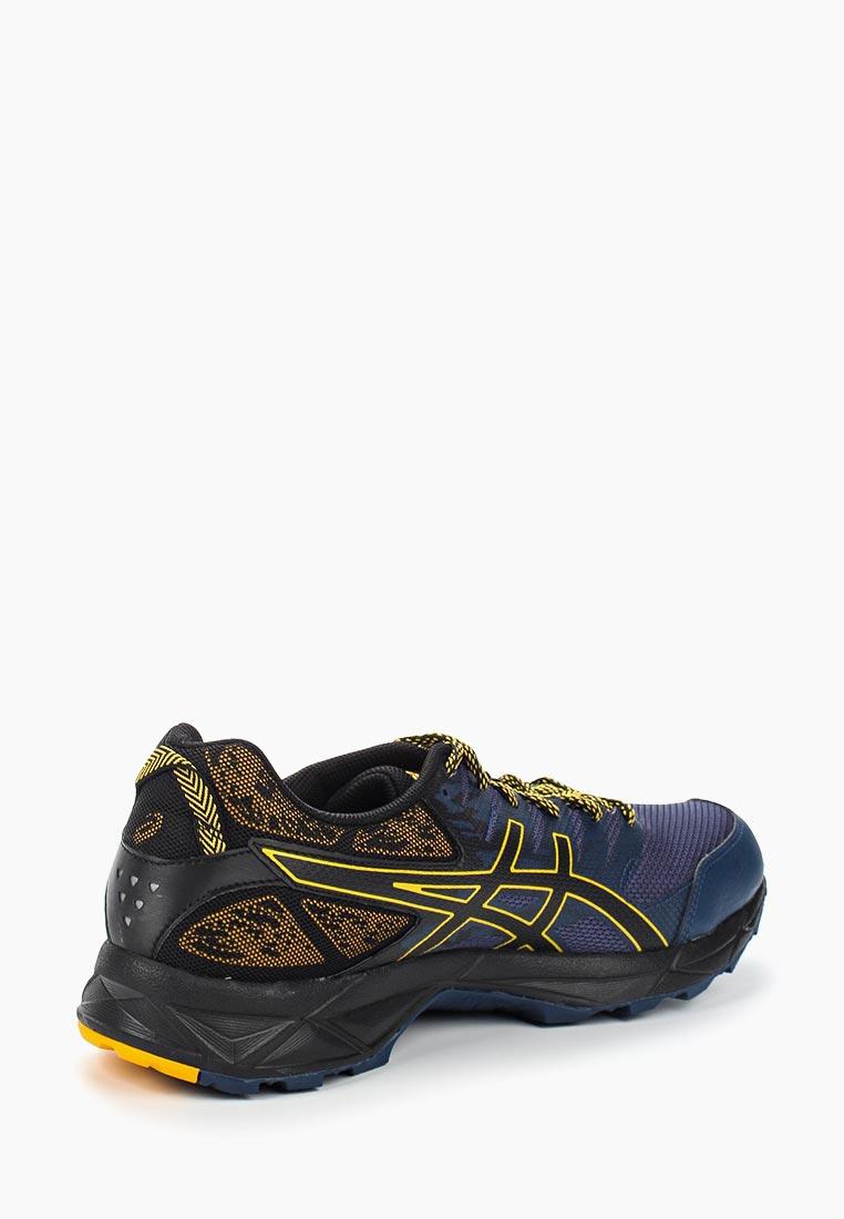 Мужские кроссовки Asics (Асикс) T724N: изображение 7