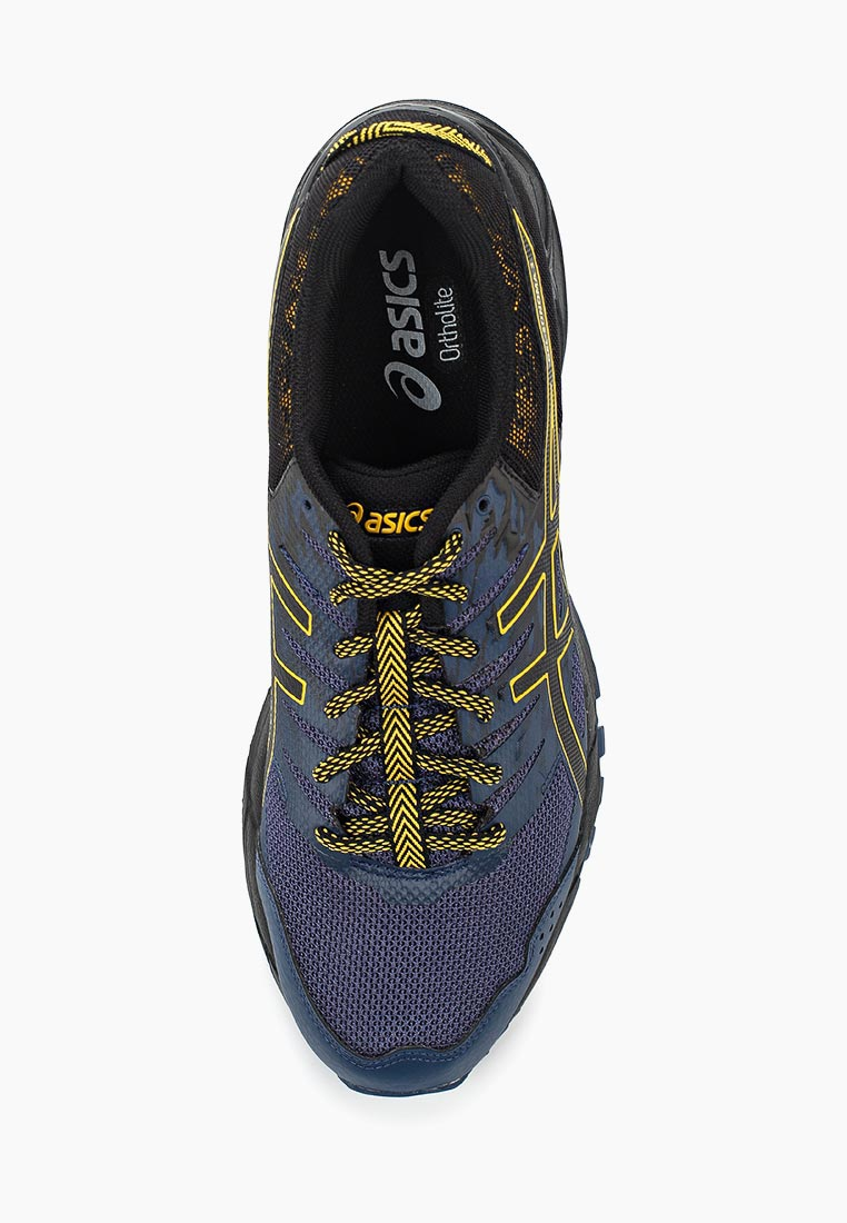 Мужские кроссовки Asics (Асикс) T724N: изображение 9