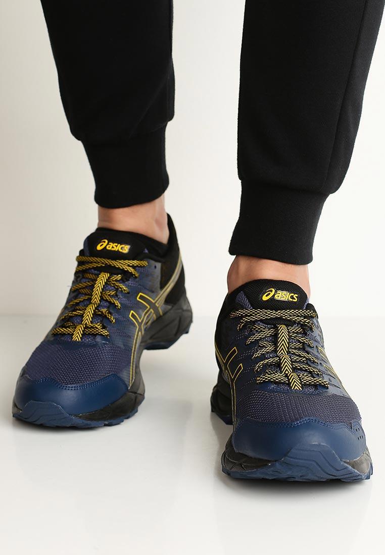 Мужские кроссовки Asics (Асикс) T724N: изображение 10