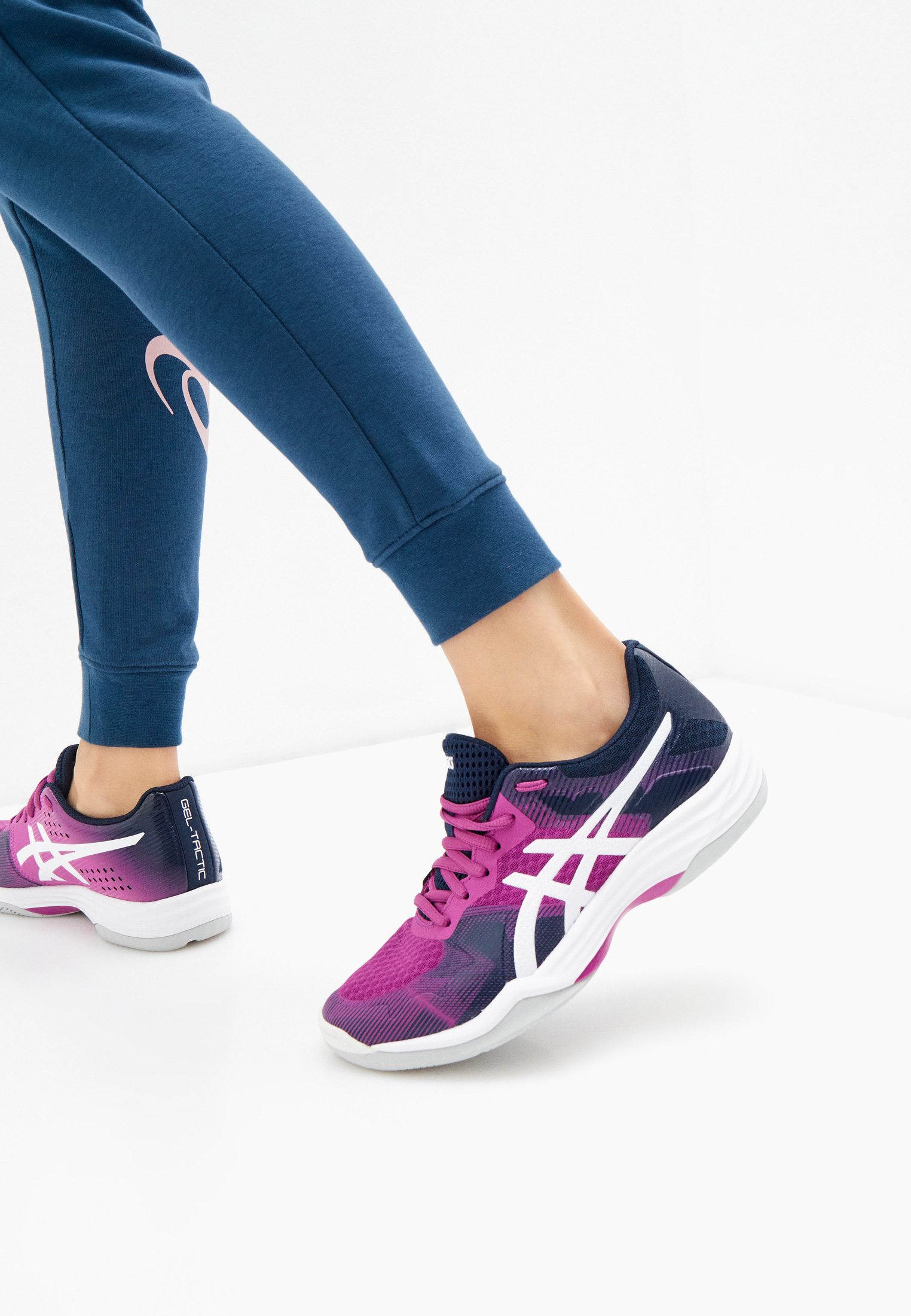 Женские кроссовки Asics (Асикс) 1072A035: изображение 6