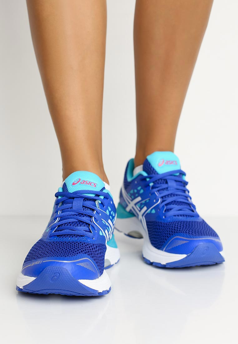 Женские кроссовки Asics (Асикс) T7D8N: изображение 10
