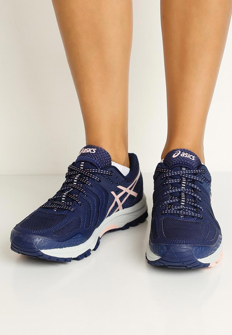 Женские кроссовки Asics (Асикс) T680N: изображение 10