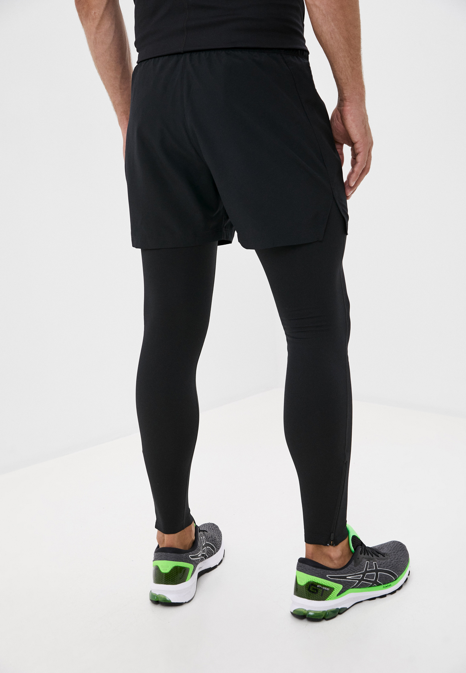 Мужские спортивные шорты Asics (Асикс) 2011A017: изображение 4