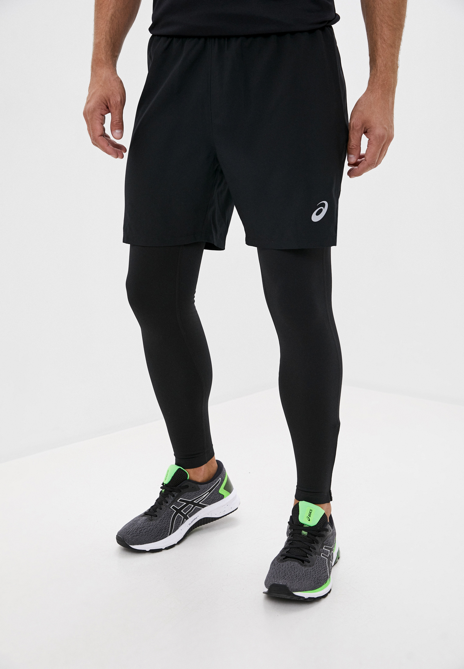Мужские спортивные шорты Asics (Асикс) 2011A018: изображение 2