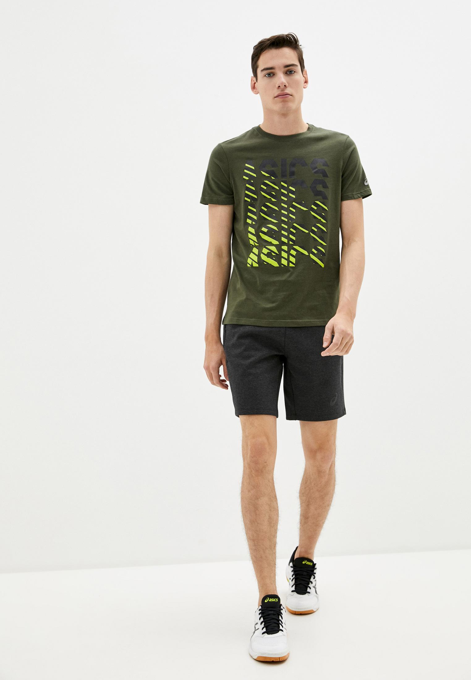 Мужские спортивные шорты Asics (Асикс) 2031A966: изображение 2