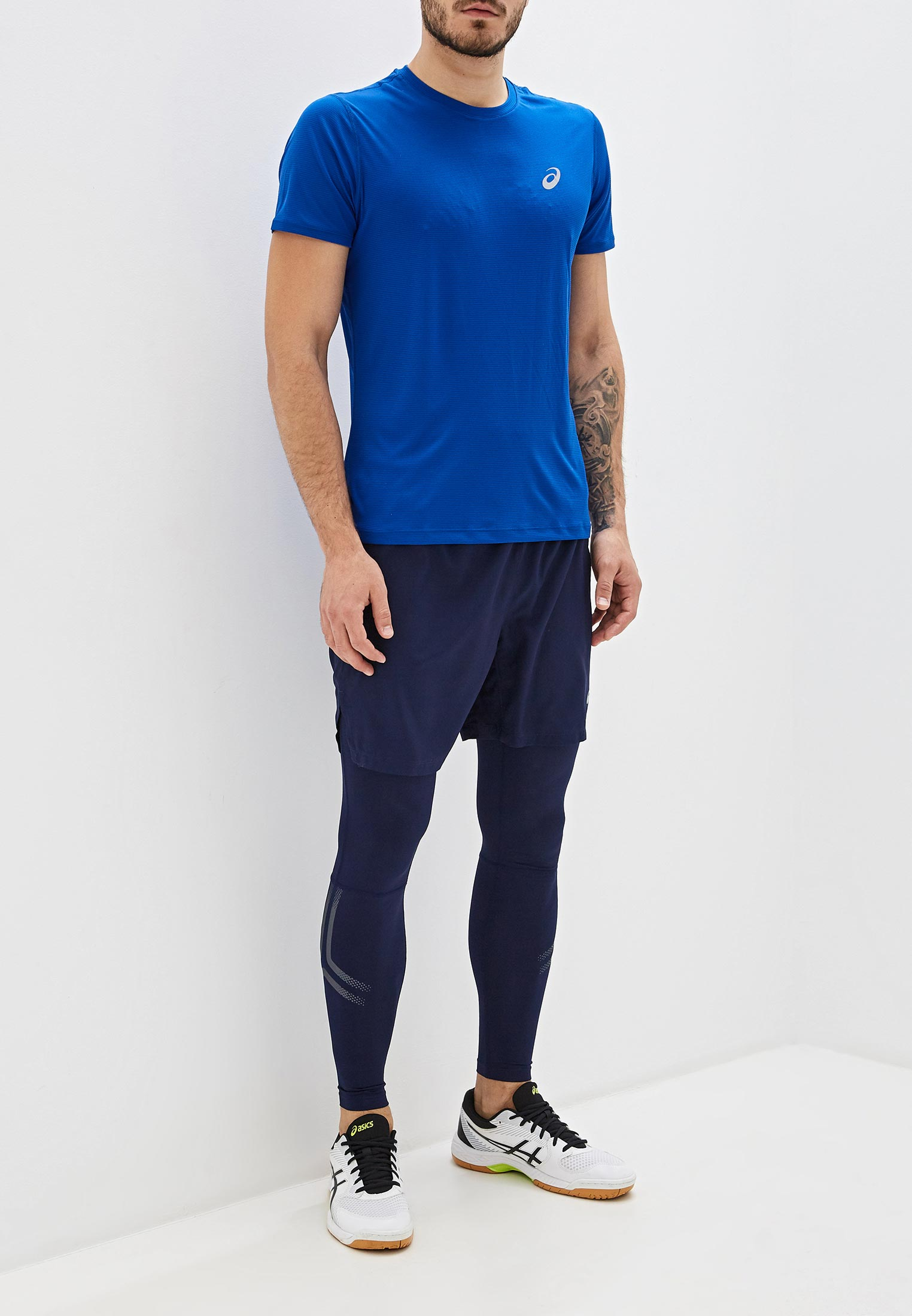 Мужские спортивные шорты Asics (Асикс) 2011A015: изображение 2