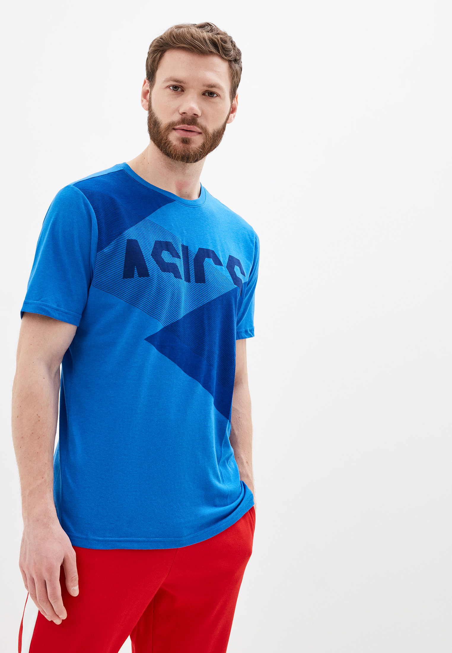 Футболка Asics (Асикс) 2031B322