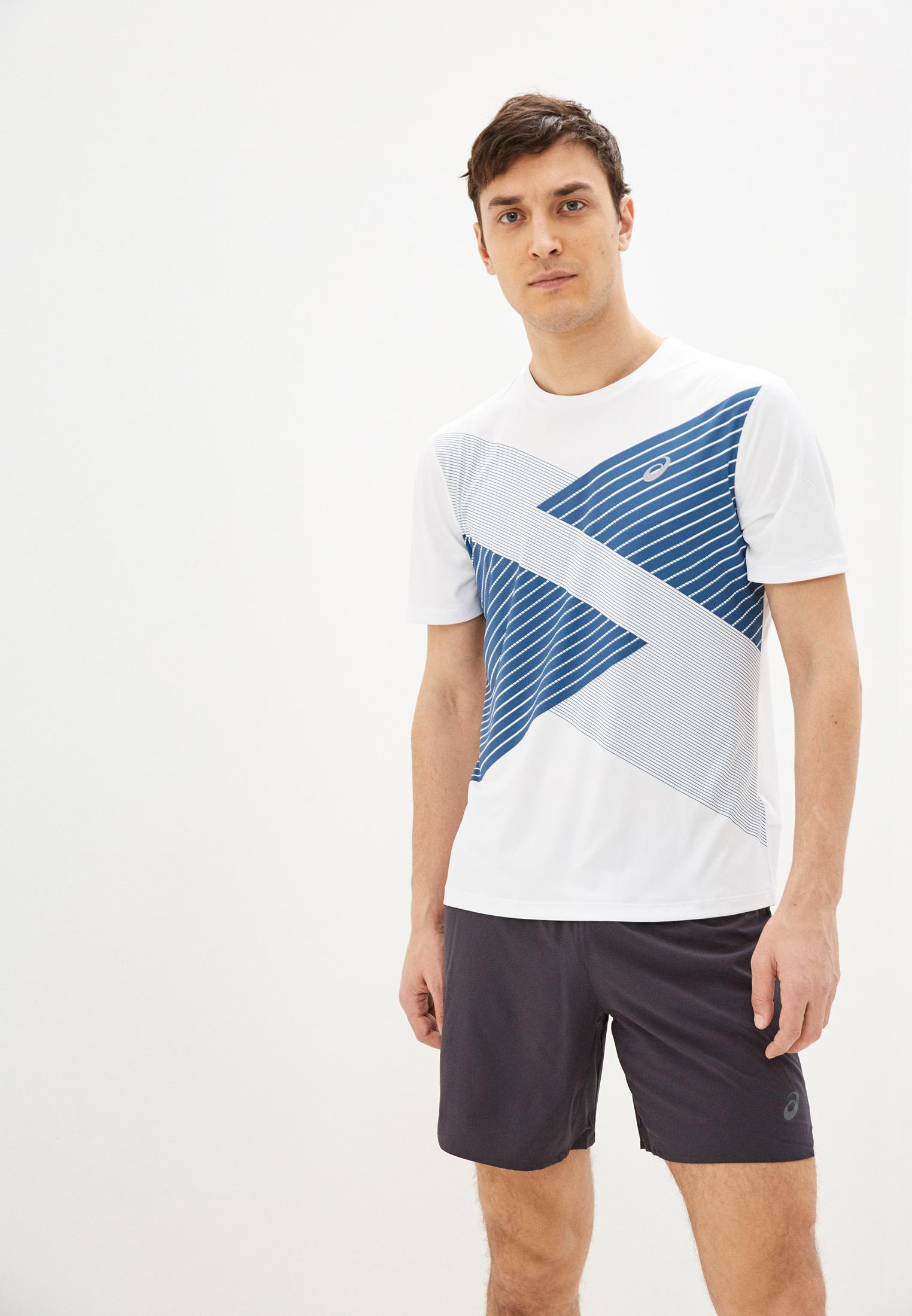 Спортивная футболка Asics (Асикс) 2011A786