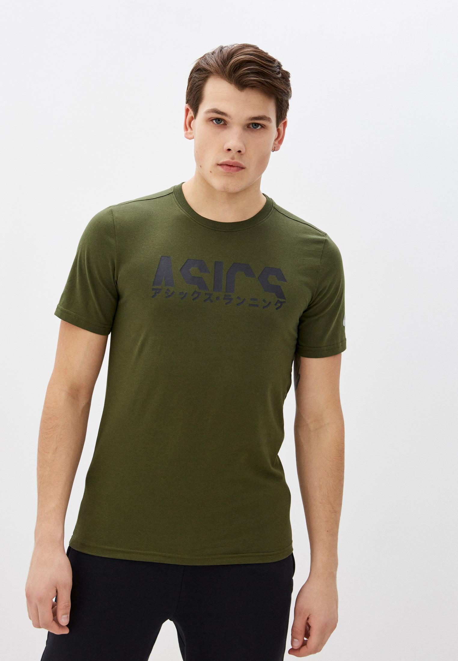 Футболка Asics (Асикс) 2031B912: изображение 1