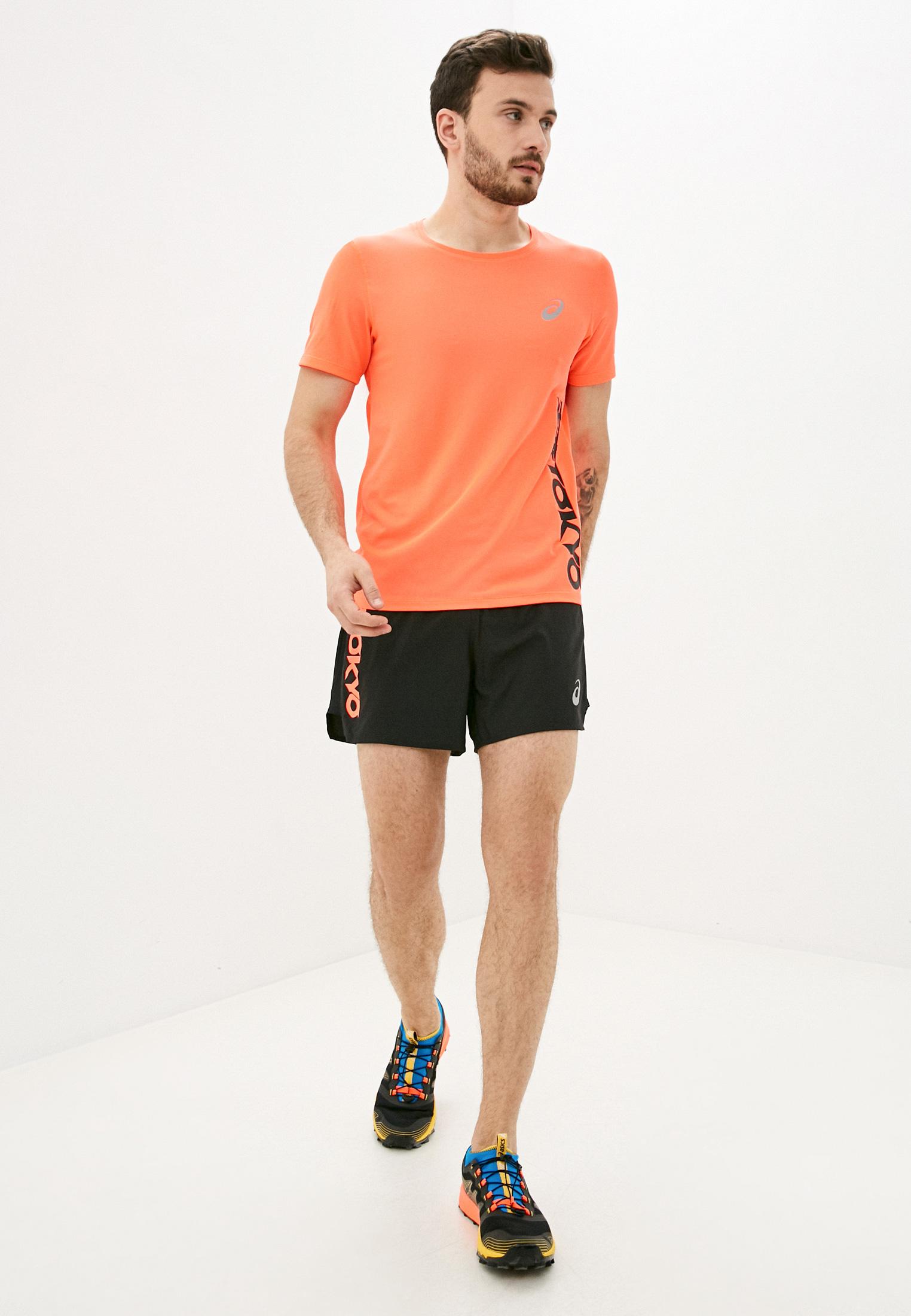 Мужские спортивные шорты Asics (Асикс) 2011B186: изображение 2