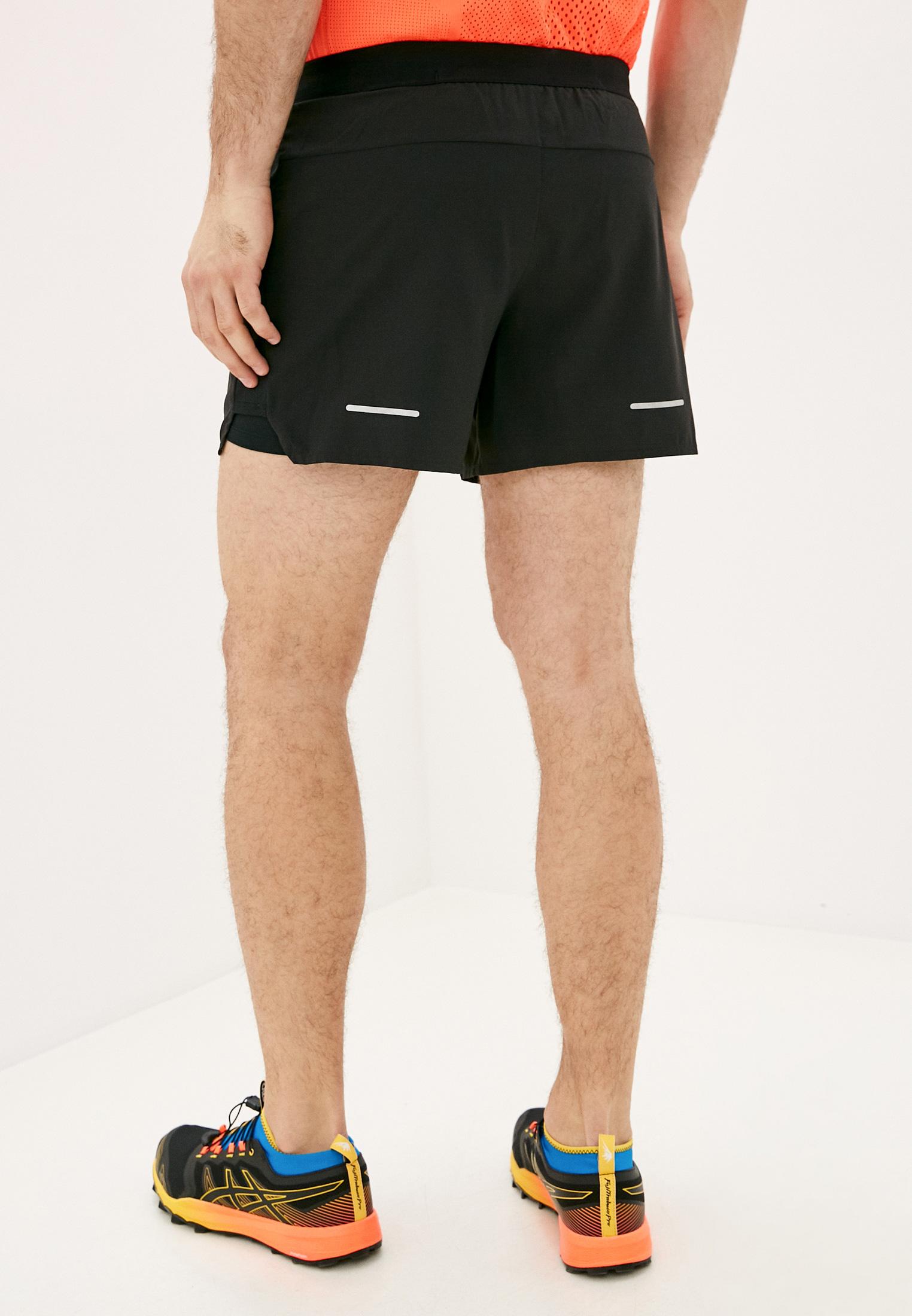 Мужские спортивные шорты Asics (Асикс) 2011B186: изображение 3