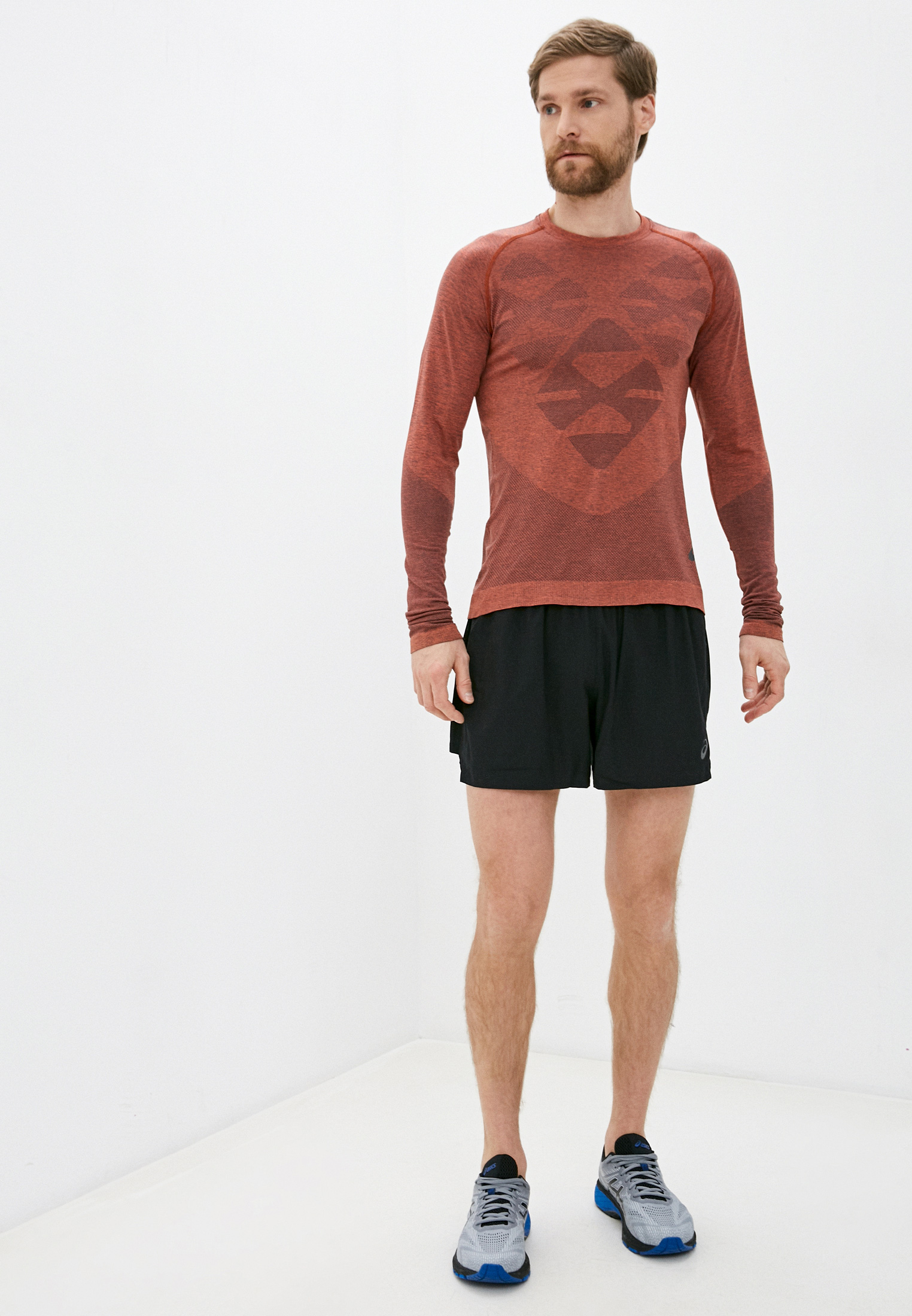 Спортивная футболка Asics (Асикс) 2011A531: изображение 2