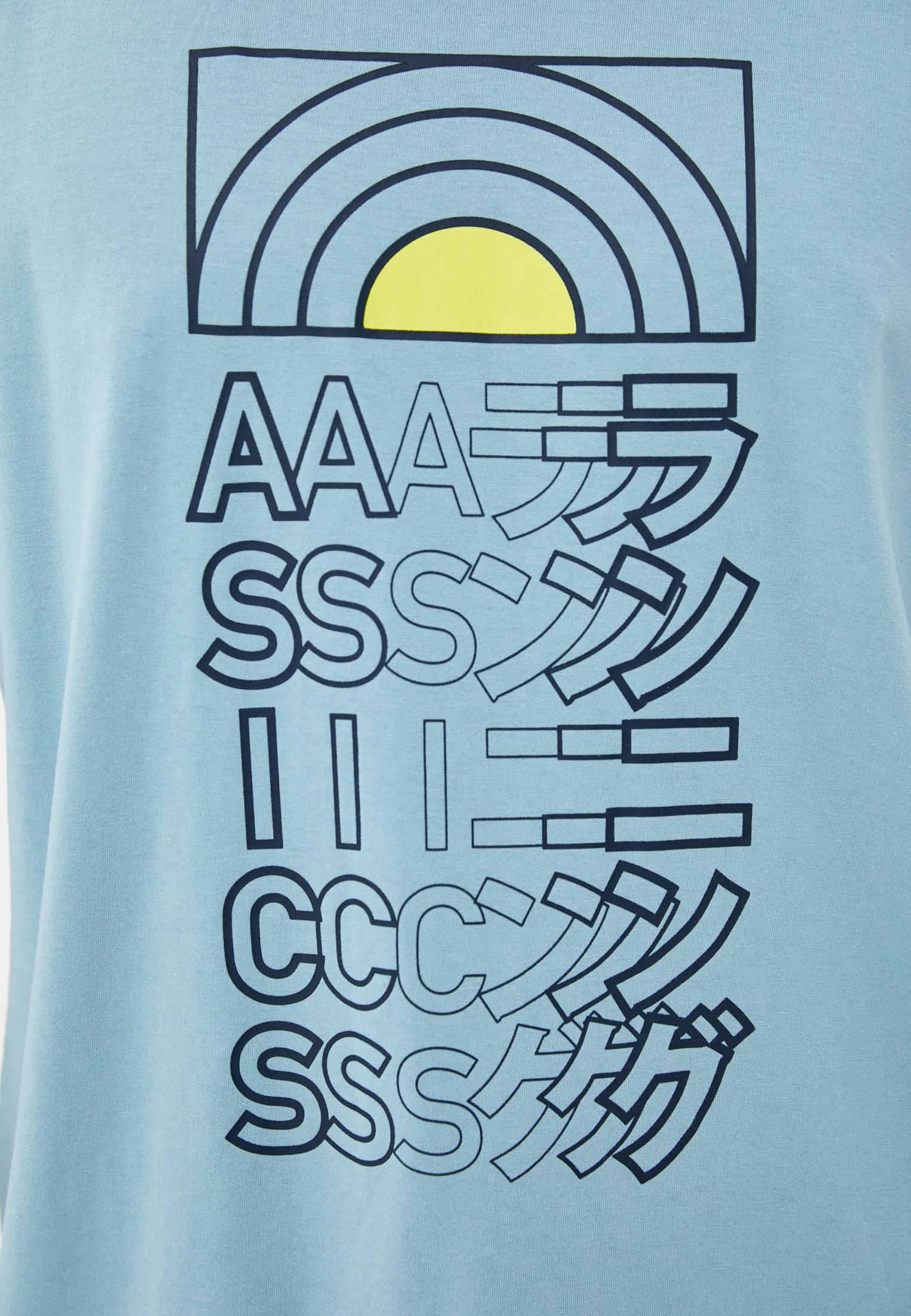 Футболка Asics (Асикс) 2031C161: изображение 3