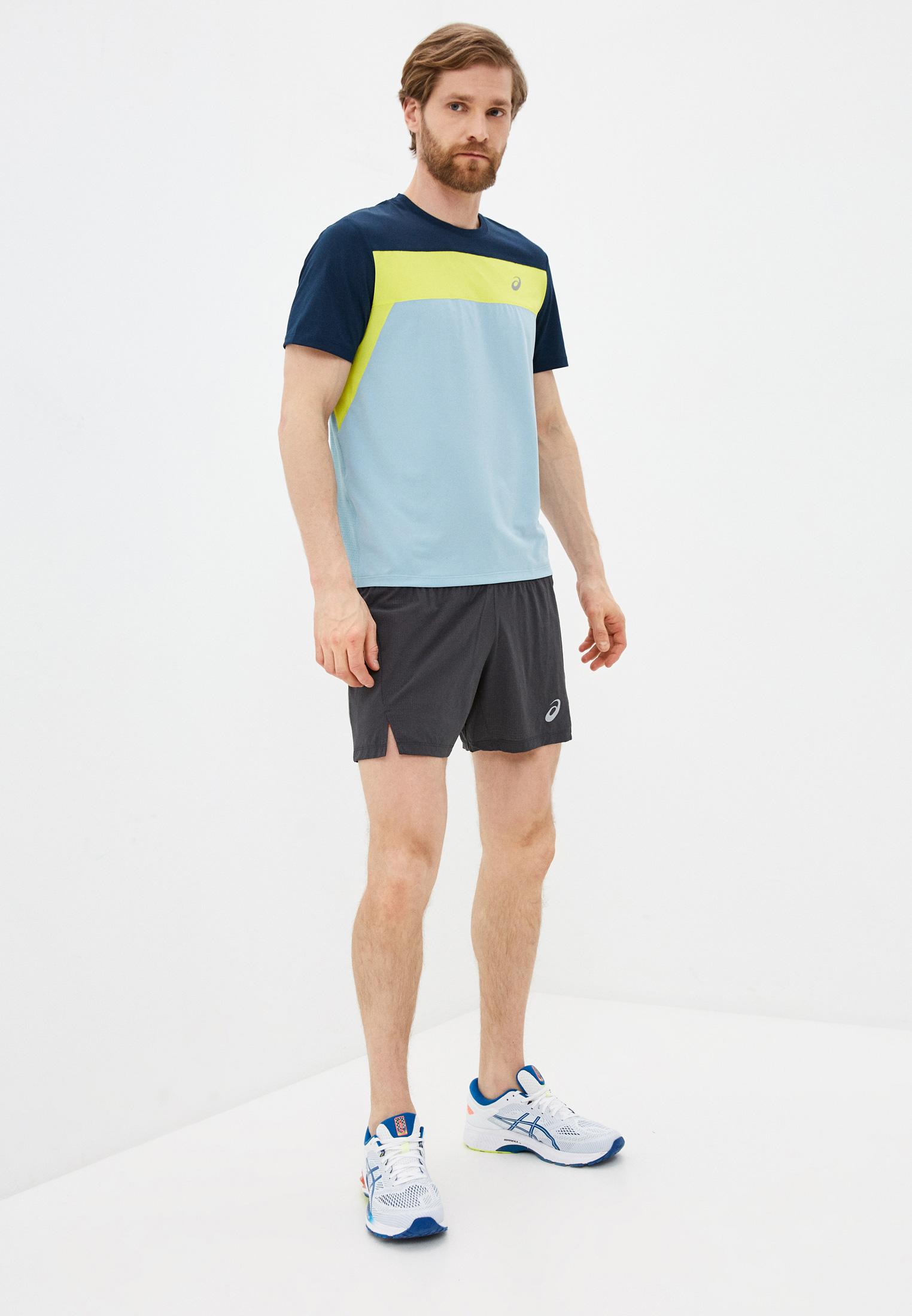 Мужские спортивные шорты Asics (Асикс) 2011B898: изображение 2