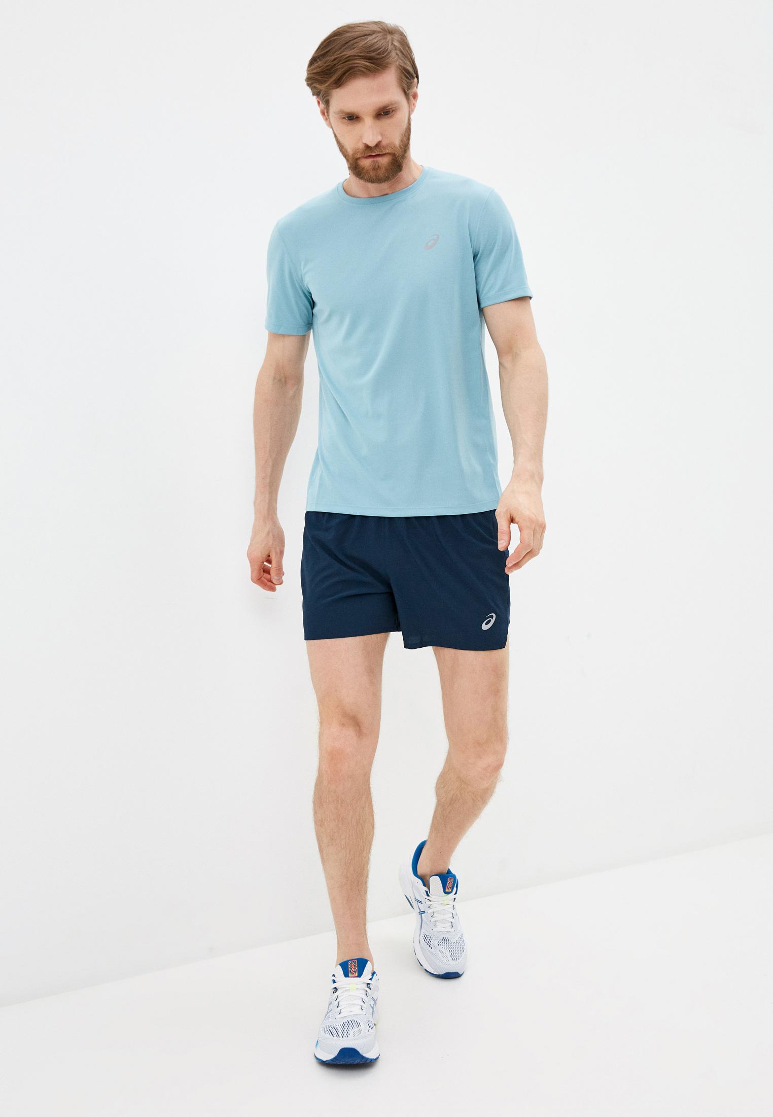 Мужские спортивные шорты Asics (Асикс) 2011A769: изображение 6