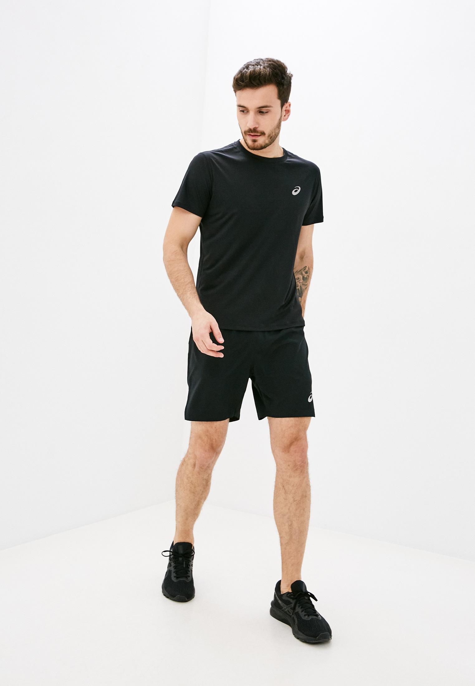 Мужские спортивные шорты Asics (Асикс) 2011A018: изображение 6