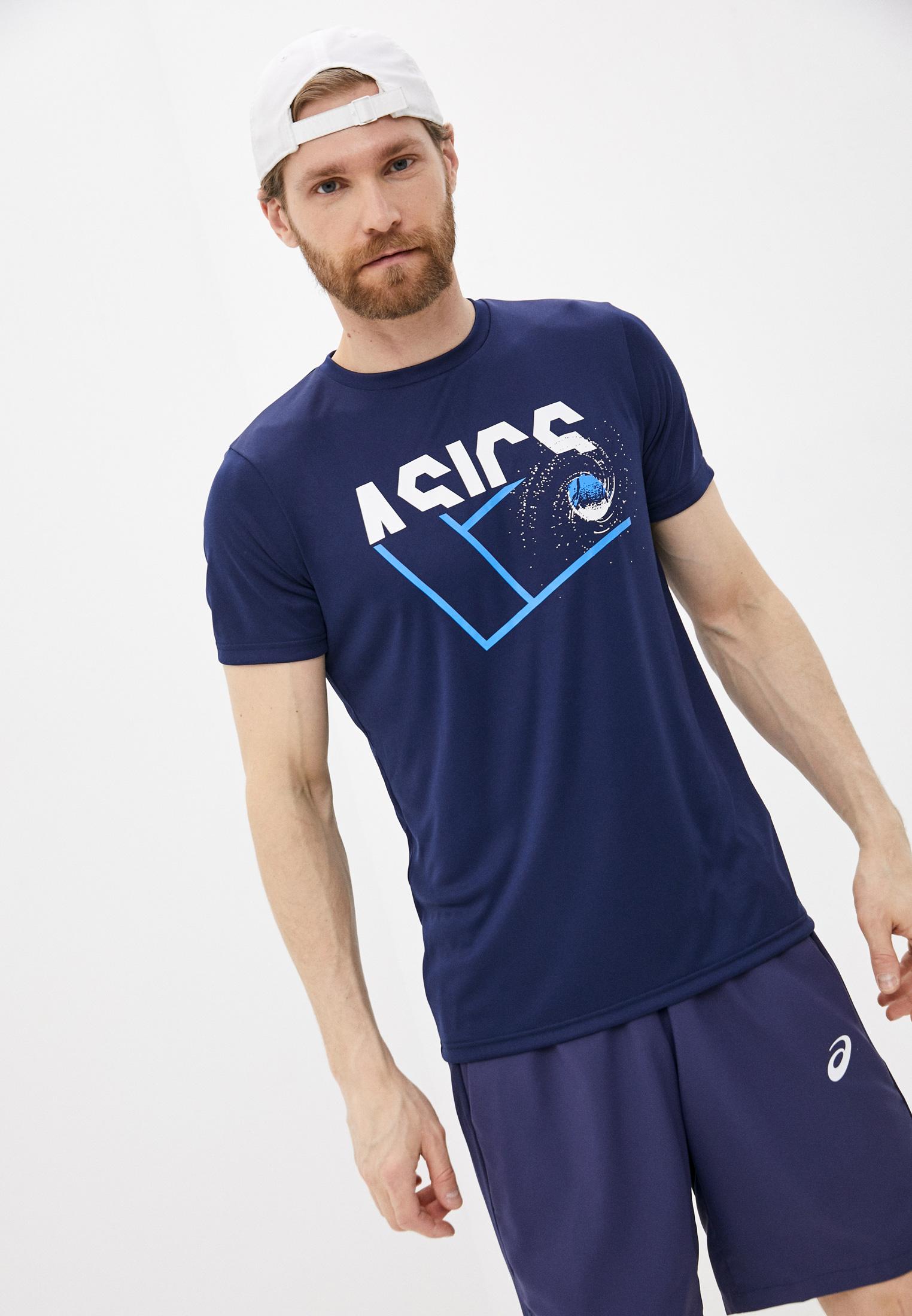 Футболка Asics (Асикс) 2041A090: изображение 1