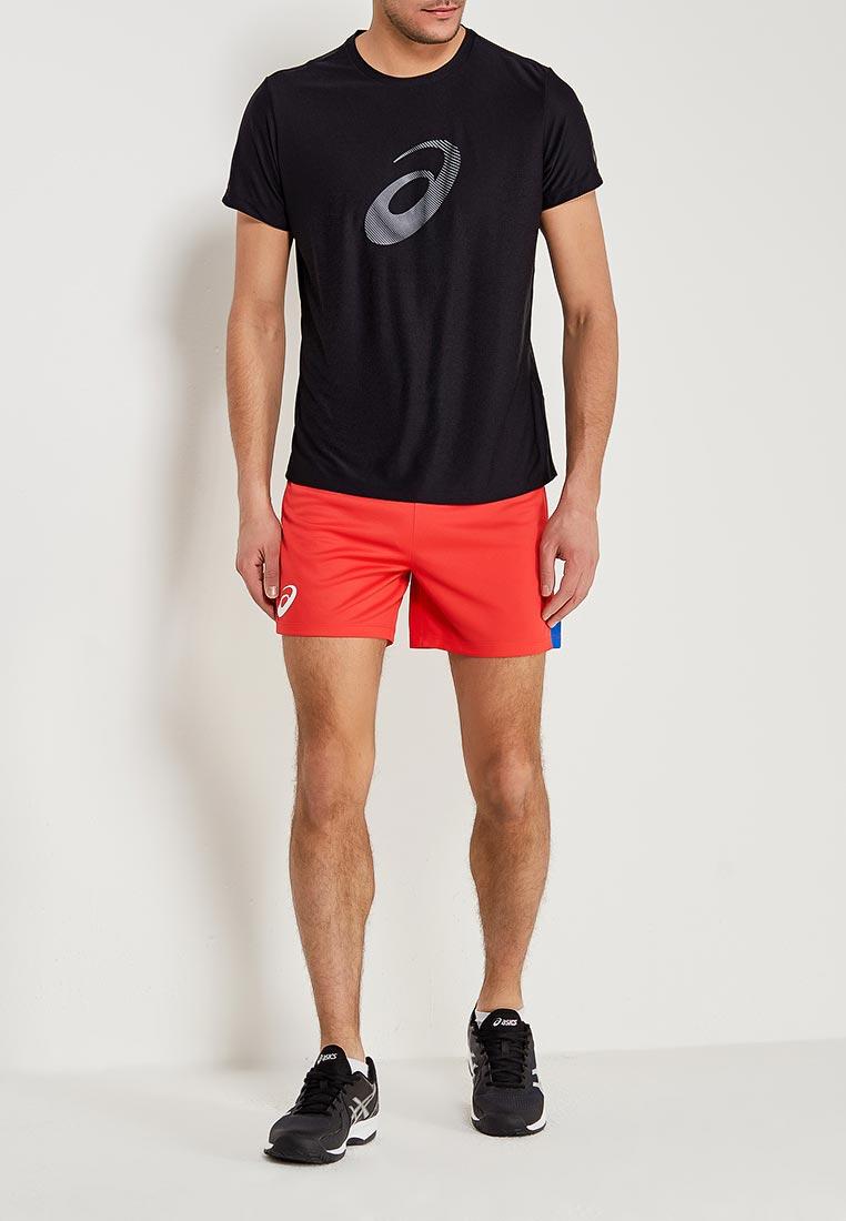 Мужские спортивные шорты Asics (Асикс) 156870: изображение 4
