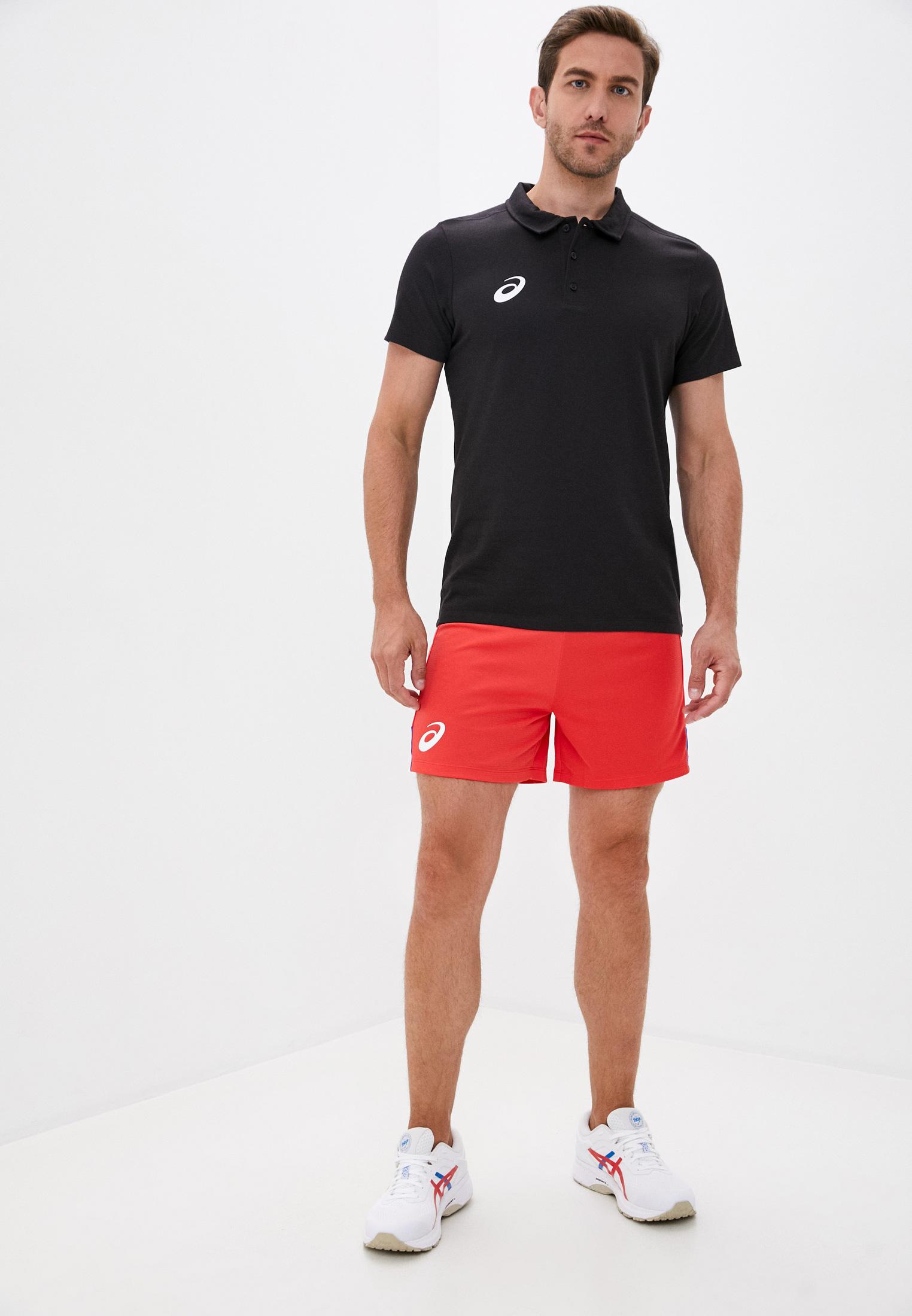 Мужские спортивные шорты Asics (Асикс) 156870: изображение 5