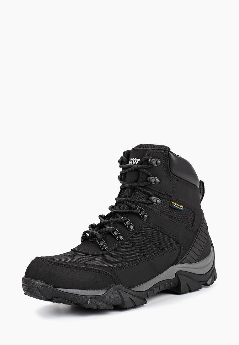 Спортивные мужские ботинки Ascot (Аскот) MLT 1033 001 BARIUM