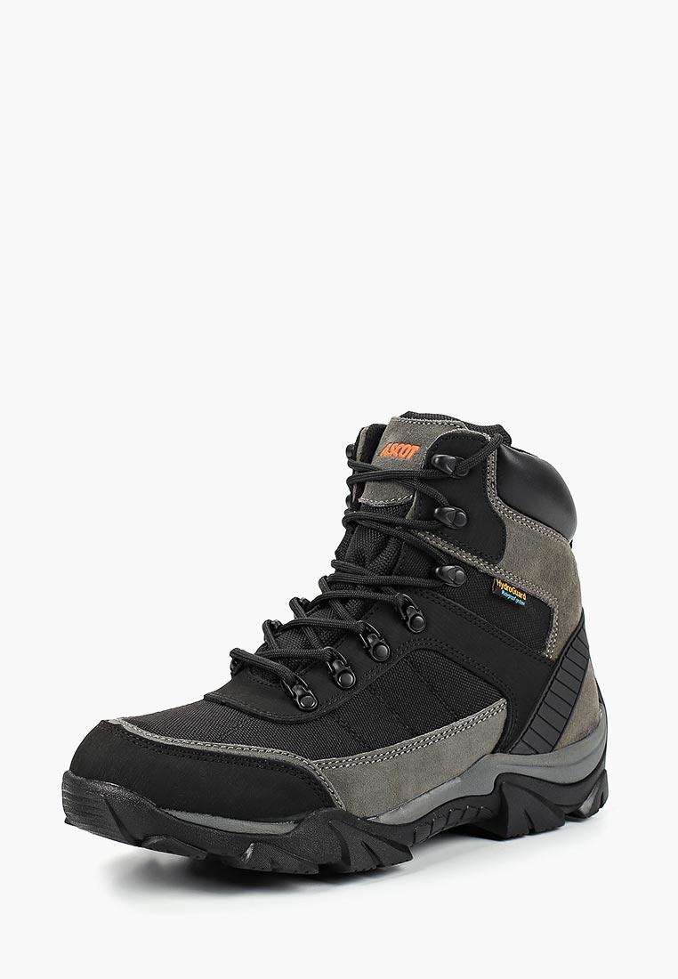 Мужские спортивные ботинки Ascot (Аскот) MLT1033 002 BARIUM