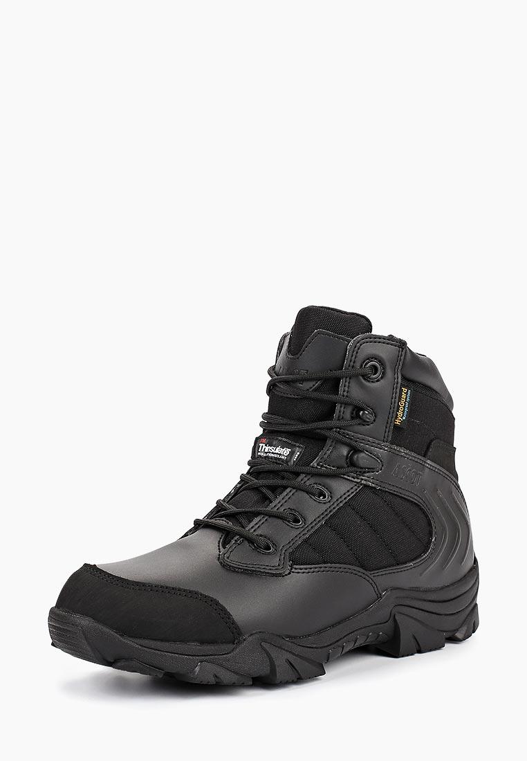 Спортивные мужские ботинки Ascot (Аскот) MLT 1034 001 COMBAT MID