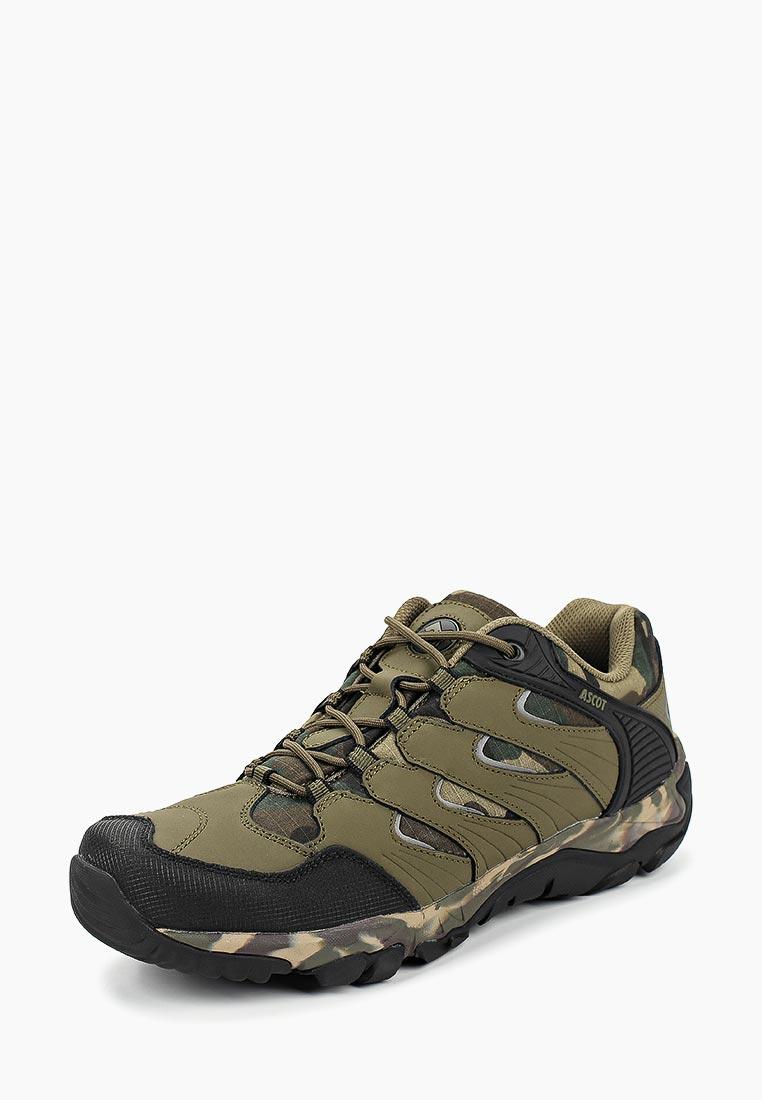 Спортивные мужские ботинки Ascot (Аскот) SH 2566 003 TARGET