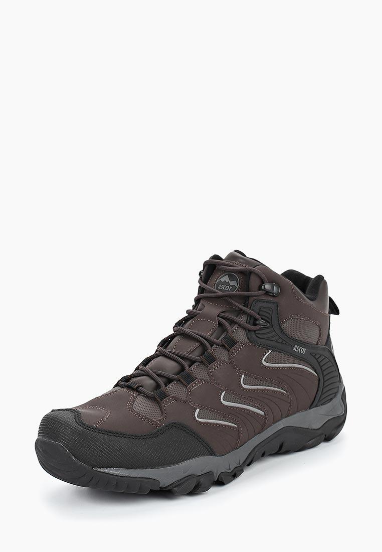 Спортивные мужские ботинки Ascot (Аскот) SH 2566H 001 TARGET